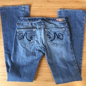 AG Adriano Goldschmied Angel Bootlcut Jeans 26
